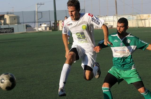 Κεραυνός - Λίντο 0 - 1 (08/09/2013)